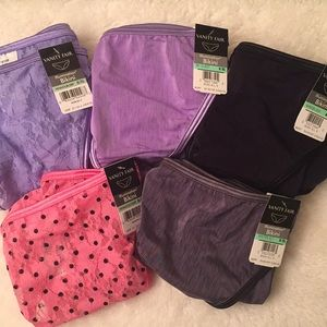 NWT Vanity Fair Undies Bundle